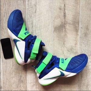 Nike Lebron Soldier 11 Sprite
